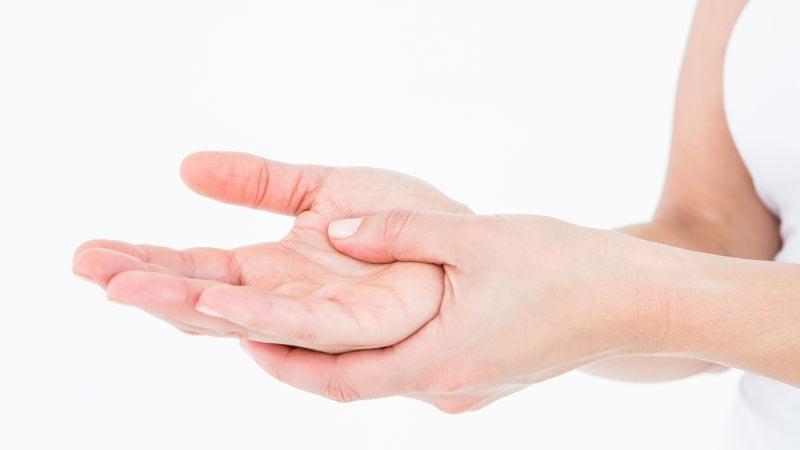 Handpijn