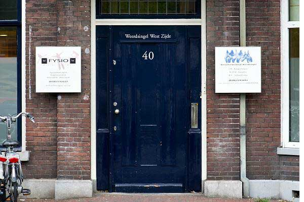 Fysiotherapie Utrecht Weerdsingel